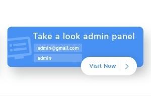 Flutter Blog App with Admin Panel - Travel, News, Branding - 3